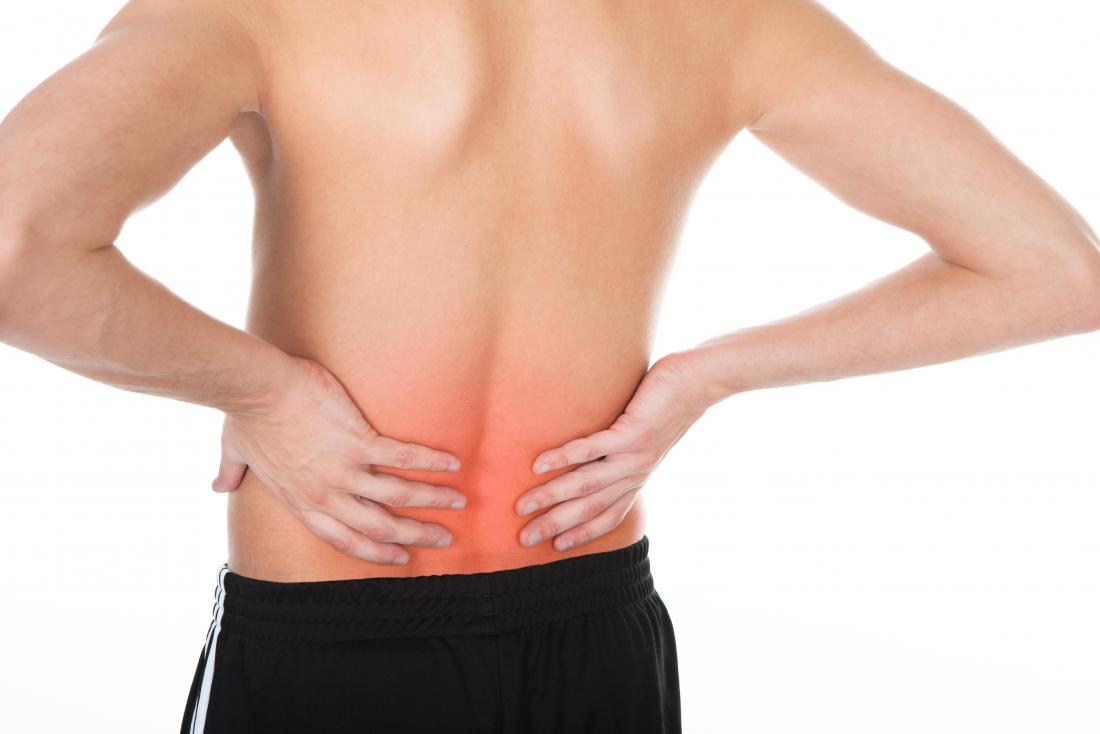 Lower Back Pain Relief With Natural Treatments
