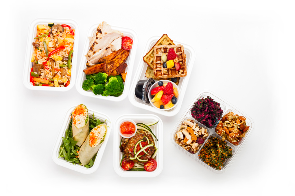 Choose a Meal Delivery Service